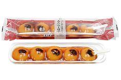 タレにこだわり! セブン「こんがり香ばしみたらし団子」新発売  あす以降発売ですよ♪ #セブンイレブン #コンビニ #和菓子 #みたらし団子