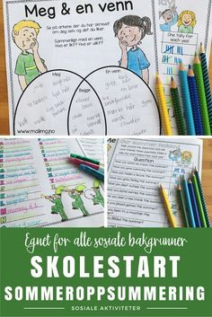 Bilderesultat for klesklyper diy math Too Cool For School, School Fun, Back To School, Diy And Crafts, Language, Teacher, Classroom, Activities, Education