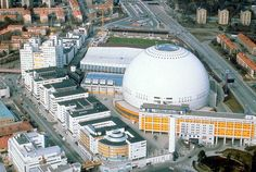 Stockholm Globe Arena C.F. Møller