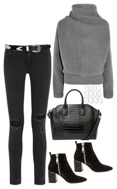 """Untitled #1438"" by samikayy76 ❤ liked on Polyvore featuring Dolce Vita, rag & bone, ASOS, Acne Studios and MANGO"