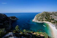 Grama bay. Karaburun Peninsula. Vlore. Albania  #gramabay #bay #peninsula #karaburun #vlora #albania #landscapes #natgeotravel #natgeo #nationalgeographic #adventure #sea #ioniansea #gramata #photooftheday #followme #amazing #wildlife #nature #canonlens #canonteam #canonphtography #canonphoto #canon #fationplakuphotography #bestsummertrips #ErasmusPlusFavs #minicontest #LetsExplore #VisitAlbania #GoYourOwnWay — at Gjiri I Grames Karaburun. — at Gjiri I Grames Karaburun.