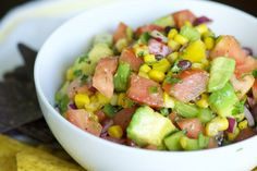 Cowboy Caviar-minus the corn New Recipes, Cooking Recipes, Favorite Recipes, Recipies, Healthy Snacks, Healthy Eating, Healthy Recipes, Appetizer Dips, Appetizer Recipes