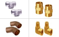 Pipe Fittings Brass Pipe Fittings Copper Stainless Steel Pipe Fittings #PipeFittings #BrassPipeFittings #CopperPipeFittings  #StainlessSteelPipeFittings