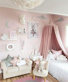 137 meilleures images du tableau Chambre princesse | Chambres ...