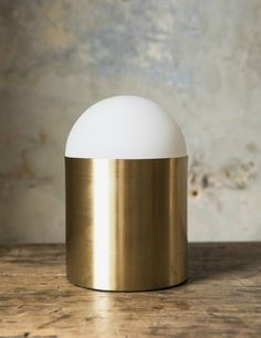 Capri Brass & Globe Table Lamp at Rose & Grey. Buy online now from Rose & Grey, eclectic home accessories and stylish furniture for vintage and modern living