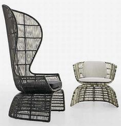B&B Italia outdoor furniture | Crinoline