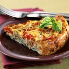 Découvrez la recette La tarte au thon sur cuisineactuelle.fr.