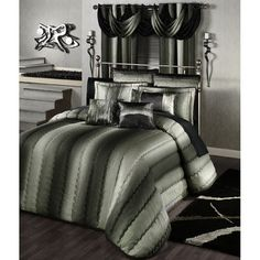 Horizons Oversized Quilted Bedspread Bedding