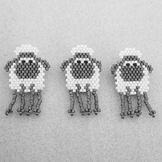Moutons - beadcrumbshawaii