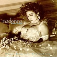Purchase this original 1984 vinyl pressing of Like A Virgin, the breakout album from Madonna. Browse our large selection of other Madonna albums and rare singles on Voluptuous Vinyl Records! The Smashing Pumpkins, Daft Punk, The Clash, Vinyl Lp, Vinyl Records, Vinyl Music, Music Wall, Costume Halloween, Catwoman