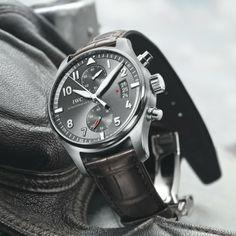 IWC Schaffhausen has been a leader in luxury watchmaking since Discover our Swiss luxury watch collections on the official IWC website. Amazing Watches, Beautiful Watches, Cool Watches, Watches For Men, Gentleman Watch, Der Gentleman, Dream Watches, Luxury Watches, Iwc Pilot