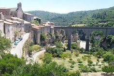 Officially 'one of the most beautiful villages in France', the unspoilt medieval village of Minerve is definitely one to add to your list of days out if you are on holiday in the Hérault region. List Of Days, Days Out, Tourist Sites, Visit France, Places To Visit, River, French, Explore, Park