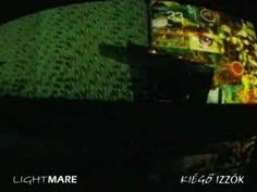 ▶ UP Advertising The House of Future lightpainting 2007