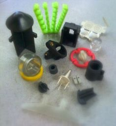 plastic products manufactured