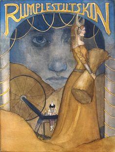 Rumplestiltskin Cover by Nimbus2005 on DeviantArt