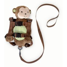 Child Of Mine Boy Monkey Harness