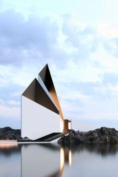 ☮k☮ #architecture