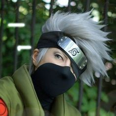 Free Shipping Anime Naruto Hatake Kakashi Wig 35cm Short Grey White Male Anime Wigs-in Synthetic Wigs from Health & Beauty on Aliexpress.com | Alibaba Group
