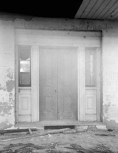 Entrance; Uncle Sam Plantation (Constancia), Convent, LA