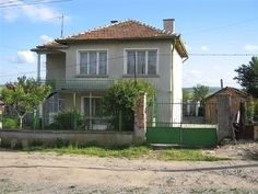 For sale a solid two-storey house about 20 km from Burgas city, Sredets municipality, Burgas Region