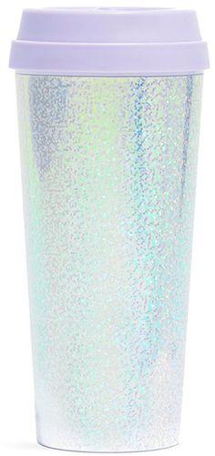 Ban.do Hot Stuff Hologram Foil Thermal Disco Mug - Hattan Home - 1
