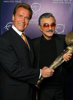 Arnold Schwarzenegger and Burt Reynolds Jackie Gleason, Burt Reynolds, Bob Hope, Picture Icon, Thanks For The Memories, Poster Pictures, Vintage Tv, Arnold Schwarzenegger, Comedians
