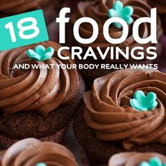 """Food cravings don't have to put an end to your healthy eating habits. They can…"