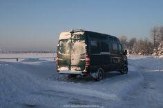 Mercedes Sprinter 4x4   Offroad Travel Mobile