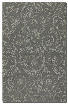 Licata 5' X 8' Wool Area Rug - Blue Gray
