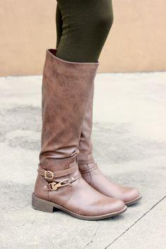 Dash Riding Boots