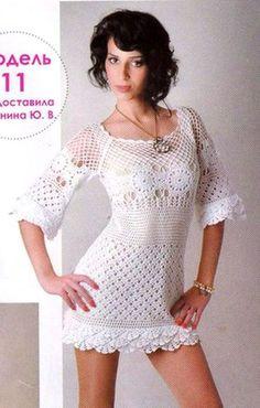 crochet dress   Entries in category crochet dresses   Blog tnn1952: LiveInternet - Russian Service Online Diaries