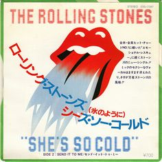 Rolling Stones by Ron-Kane, via Flickr