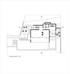 Casa B,Planta Pavimento N-415