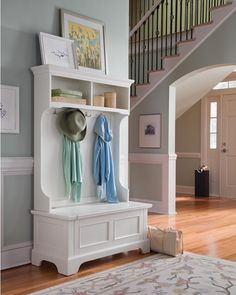 de07bf1745c anyone know where to find a way to build one of these  Entryway Coat Rack