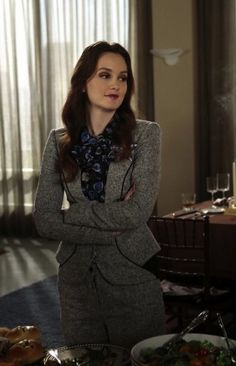 Blair Waldorf Fashion: 6x08 It's Really Complicated