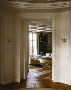 Inside a Superchic Parisian Aerie Designed by Isabelle Stanislas | Architectural Digest