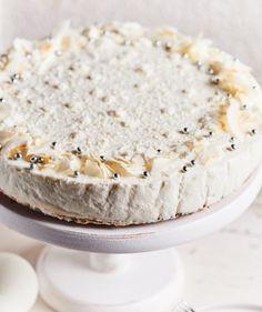 Vanilla Cake, Mousse, Foods, Street, Kitchen, Recipes, Vanilla Sponge Cake, Food Food, Cooking