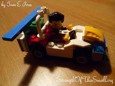 LEGO Racer.
