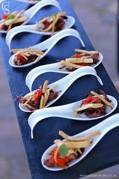 {Nooitgedacht} Canapés / food