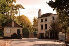 The Spaniards Inn, Hampstead by Richard Charles Harris Richmond, via Flickr