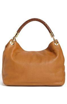 Michael Kors 'Skorpios - Large' Leather Shoulder Bag | Nordstrom