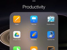 5 iPad apps for the Productive 21st Century Student | iPad Insight