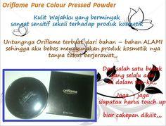 Oriflame Pure Colour Pressed Powder