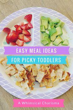 toddler meal planning