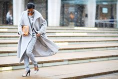 Below-Freezing NYC Street Style That's Still Fire #refinery29  http://www.refinery29.com/2015/02/82279/new-york-fashion-week-2015-street-style-pictures#slide-93  Christian Grey has got nothing on her....
