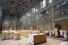 Vaticano recebe pedido de resgate de €100.000 por documentos de Miguel Ângelo roubados
