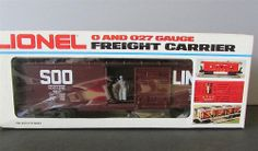 New? Lionel 6-9217 Soo Line Operating Boxcar 9217
