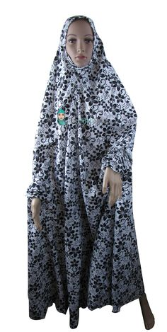 TheHijabStore.com - One Piece Muslim Islamic Prayer Garment/ Outfit With Arm Sleeves, $19.99 (http://www.thehijabstore.com/one-piece-muslim-islamic-prayer-garment-outfit-with-arm-sleeves/)