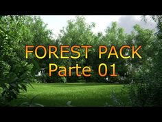 Tutorial Forest Pack en Español - 01 Parametros Basicos - YouTube