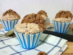 Cuuking! Recetas de cocina: Cupcakes de Chips Ahoy para el #AsaltaBlogs